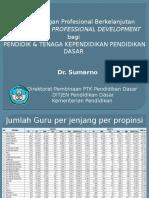 CPD Bagi PTK Dikdas 2012