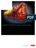 Azipod CZ1400 Product Introduction