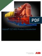 Azipod CZ1400 Product Introduction