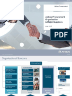 Airbus Procurement Organisation Major Suppliers June2015