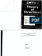 Theory of Structures by b.c. Punmia