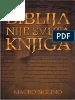 Mauro Biglino - Biblija nije sveta knjiga.pdf