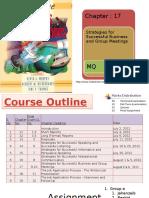 Bcii Chap17 strategiesforsuccessfulbusinessandgroupmeetings 120809045903 Phpapp02