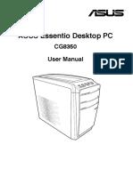 CG8350 User Manual