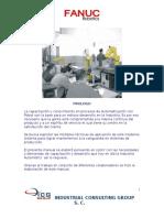 Estandar de Ford Manual Fanuc