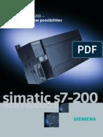 Brochure S7-200 (en)