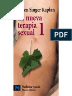 La Nueva Terapia Sexual 1 E-book