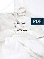 "Humour & The ""S"" Word"