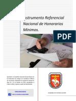 Instrumento Referencial Hm 2016