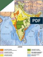 Sedimentary Basins of India