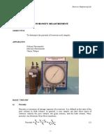 Reservoir Lab Sheet