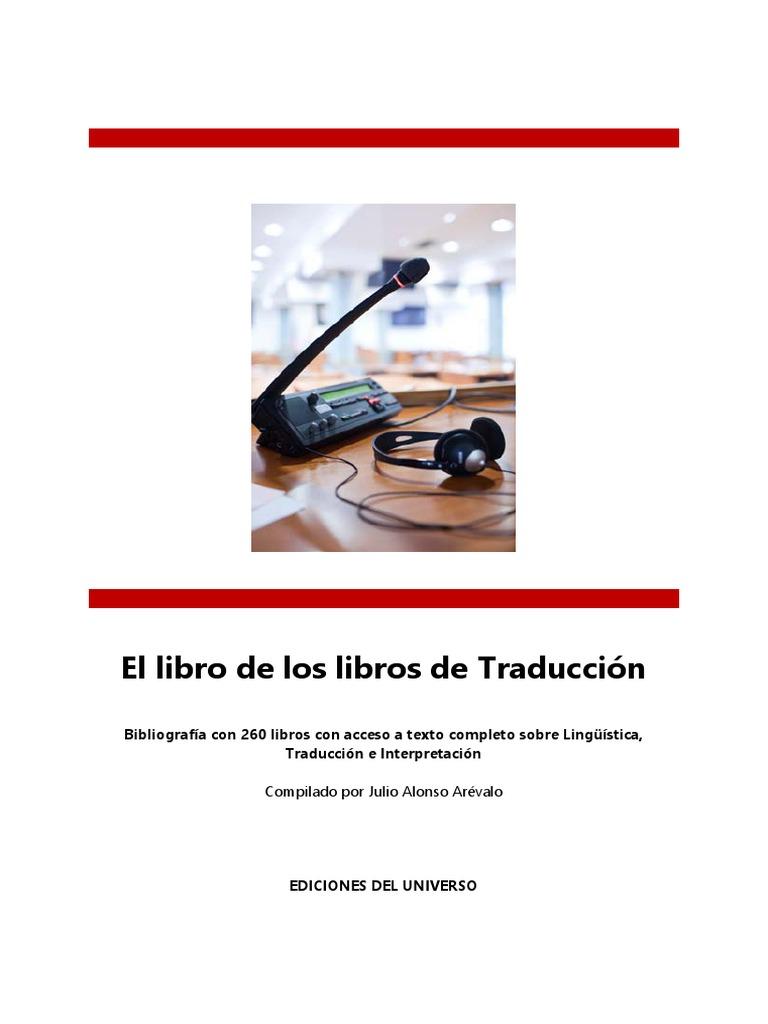 El libro de los libros de traduccion language interpretation crowdsourcing