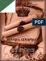 """""""REGATUL CUVÂNTULUI"""", nr. 36, iulie 2016"""