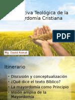 PR. DAVID ASMAT - LA MAYORDOMÍA PARA EL TIEMPO DEL FIN.pptx