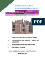 CONSIDERACIONES BASICAS, PASOS PARA EL DISEÑO Y TABLAS.pdf