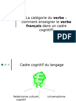Verbe franceze