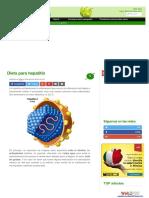 Dieta Hepatitis