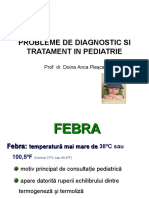 CURS 9 - PROBLEME DE DIAGNOSTIC SI TRATAMENT IN PEDIATRIE 1.ppt