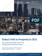 Turkey's Path to Prosperity in 2023