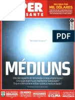 Revista Super Interessante - Maio 2008 - Mediuns