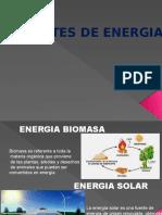 Exposicion Fuentes de Energia