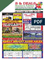 Steals & Deals Southeastern Edition 7-21-16