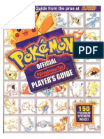 Pokemon Players Guide