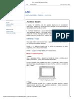 Dicas Do AutoCAD_ Ajuste Da Escala