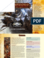 Skull & Shackles Rulebook