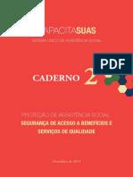 CapacitaSUAS - Caderno 2 (concurso rio preto)