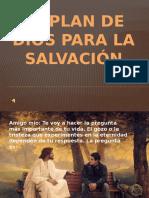 El Plan de Dios Para La Salvacion