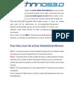 Activacion Adobe CC Mac 2014 Technnos 3.0