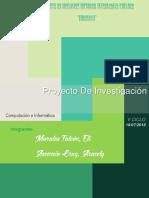 Proyecto de Imvestigacion Centro de Salud Peru-corea