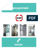 Puertas de Hospital