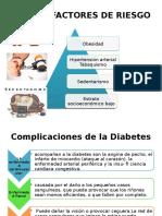 Factores de Riesgo Diabetes