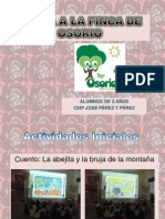 Visita a La Finca de Osorio