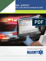 NAEMT EMT Data Report