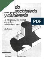 TRAZADO DE PLANCHISTERIA Y CALDERERIA  II-DESARROLLO DE  PIEZAS COMPLEJAS E INTERSECCIONES..pdf