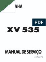 Manual de Servico XV535