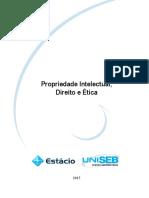 Livro Proprietário - Propriedade Intelectual, Direito e Ética
