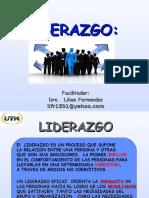 Introduccion a Liderazgo 2016 (1)