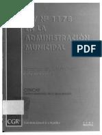 Administracion Municipal Compendio