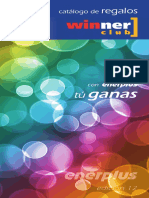 Catalogo Winner 2012