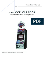 WMS-Bluebird-Service Manual & User Guide