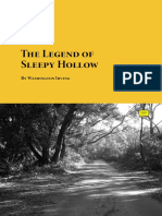 The Legend of Sleepy Hollow_Washington Irving