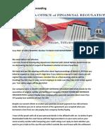 Legal Notice Scam