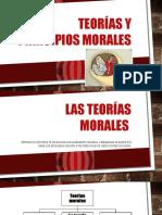 Teorías y Principios Morales