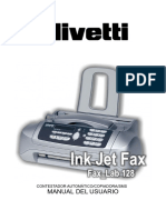 Olivetti Fax-Lab 128. Tutorial