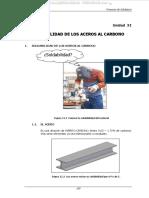 Manual Soldabilidad Aceros Carbono Determinacion Tipos Eleccion Materiales Siglas Normas Procesos Soldadura Tecsup
