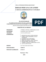 Proyección Social Distrito de Acostambo Mono Final